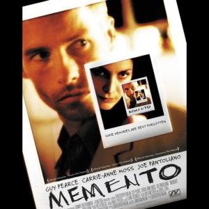 memento-filmplakat